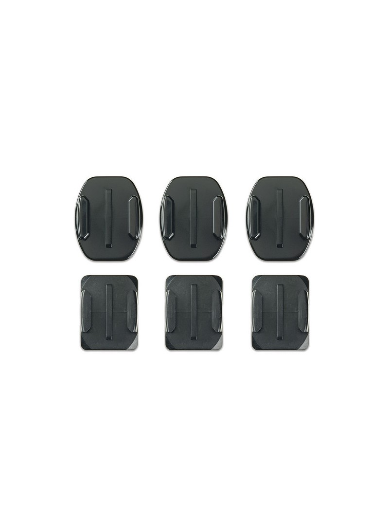 GoPro:-Curved + Flat Adhesive Mounts-AACFT-001