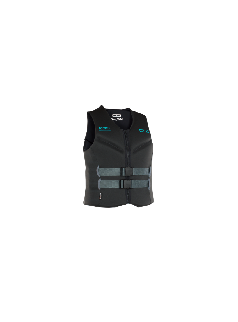 Booster Vest 50N FZ  Black 2019
