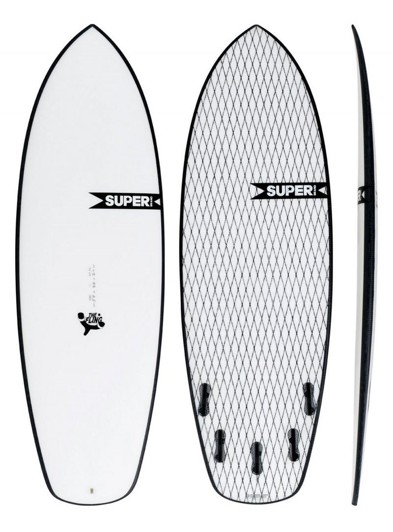 Super Surfboard Hybride SB Fling SFlex
