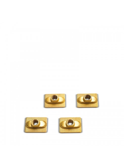 North The Track Nut (4 pcs)