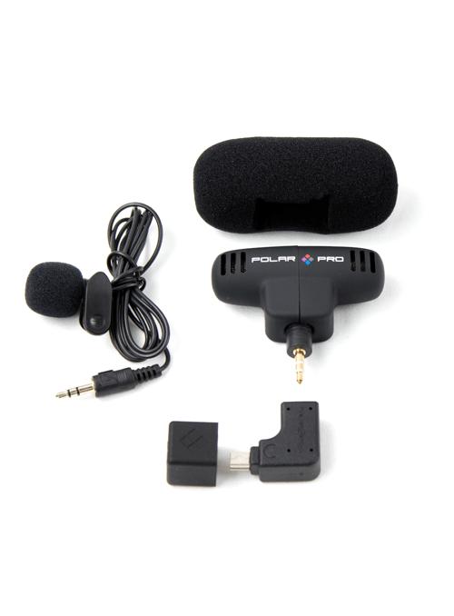 Polar Pro - Promic Go Pro Microphone Kit