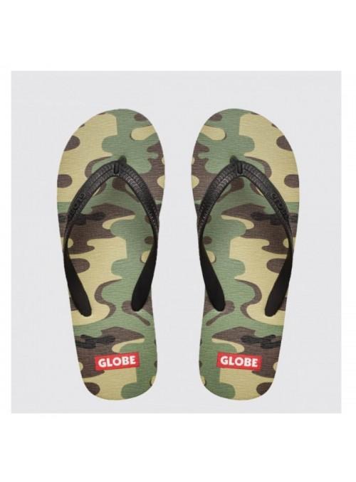 Globe Army Flip Flop  Camo