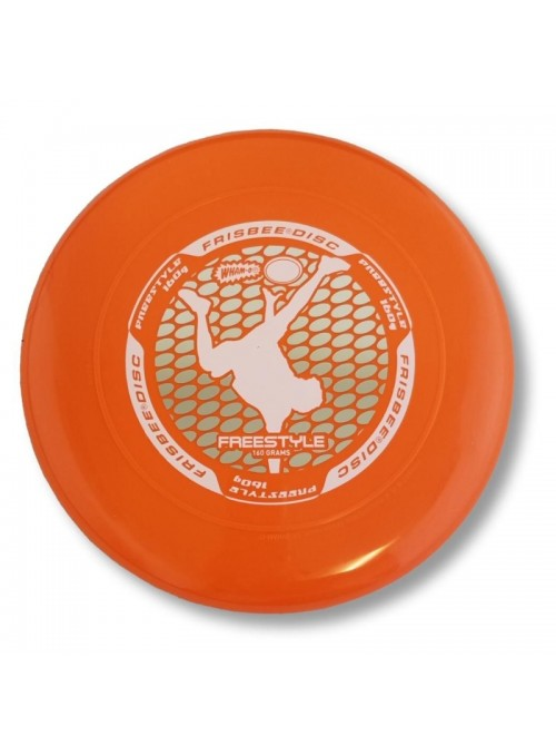 Frisbee Disc Freestyle Orange