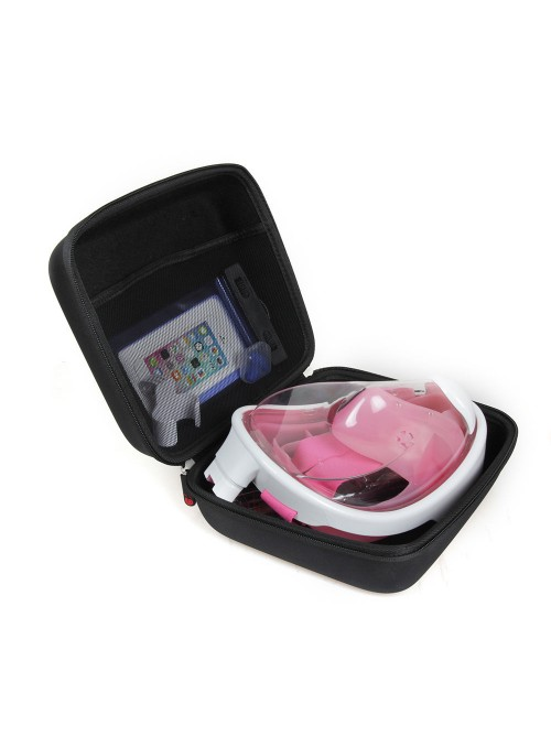 Freewell:-Snorkel Mask with Eva Case
