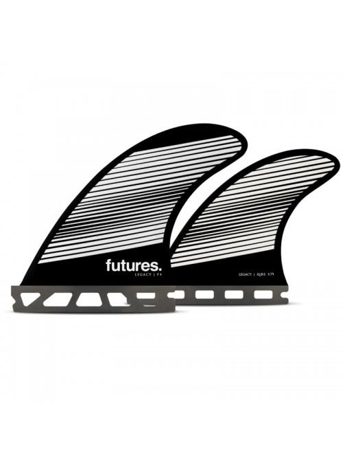 Futures  F4 Legacy Quad Fins