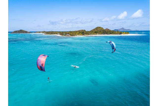 Le Morne, Chameau Wave with Marvin Louis