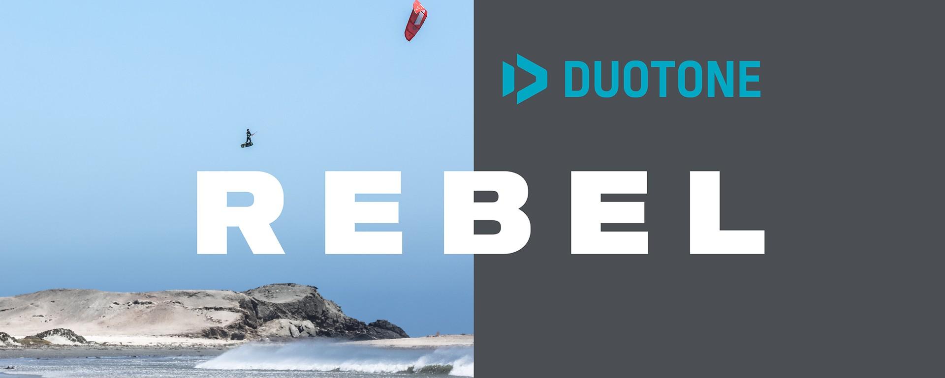 duotone kite rebel 2019