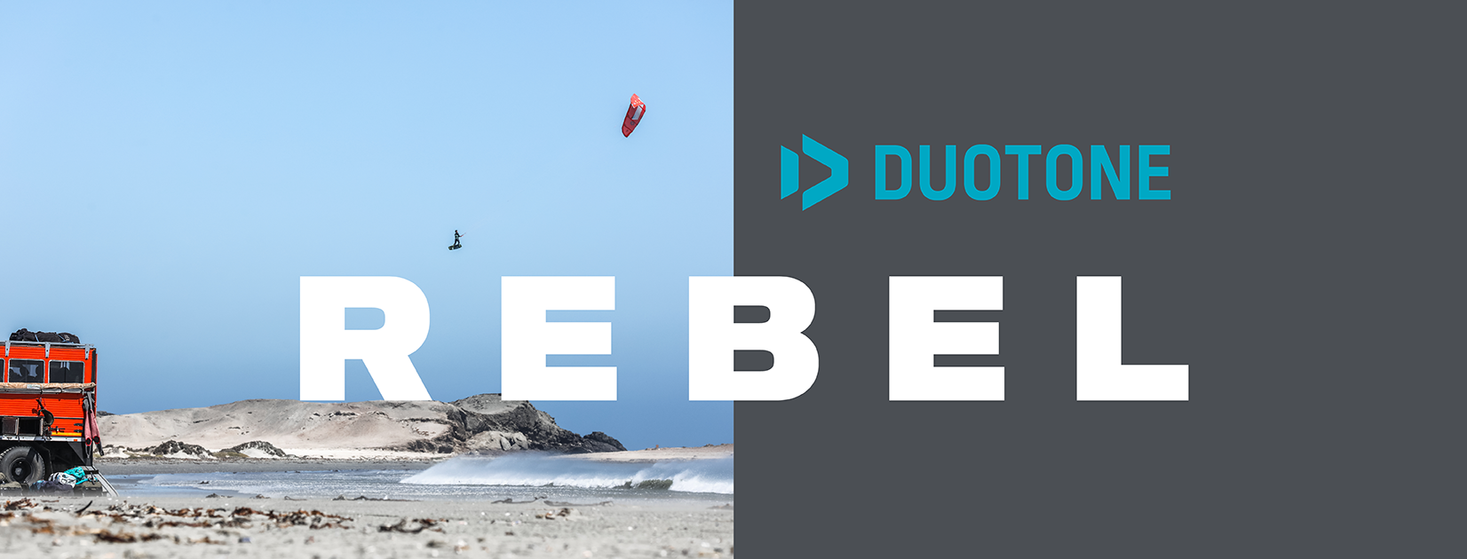 duotone kite rebel 2019